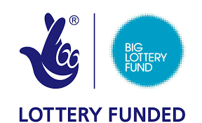 Be, BIG LOTTERY LOGO